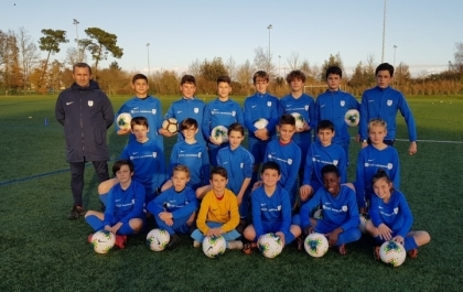 Section Sportive Football Milcendeau  2020 -2021 5ème - 6ème